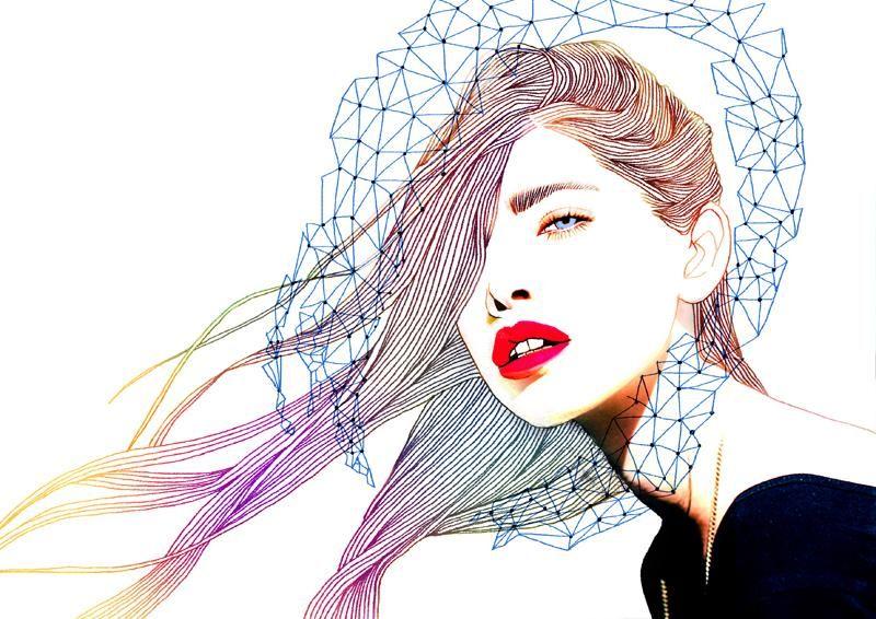 By hajin bae art art studios illustration tumblr