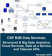 Communication Service Provider B2b Data Services Structured And Big Data Analytics Cloud Services Data As A Service And Telecom Apis Eogogics Data Services Big Data Marketing Cloud Services