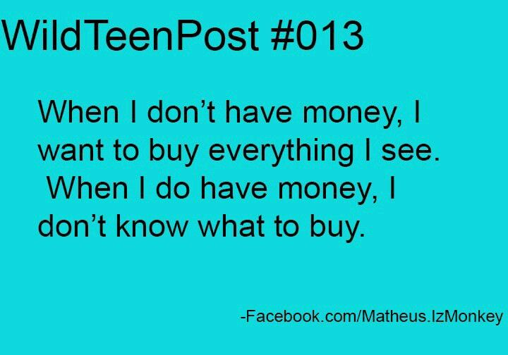 Can you relate? Relatable teenager posts