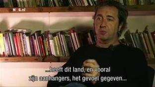 Severgnini, Sorrentino e  Jep Gambardella - Il servizio andato in onda sulla Tv nazionale Olandese.