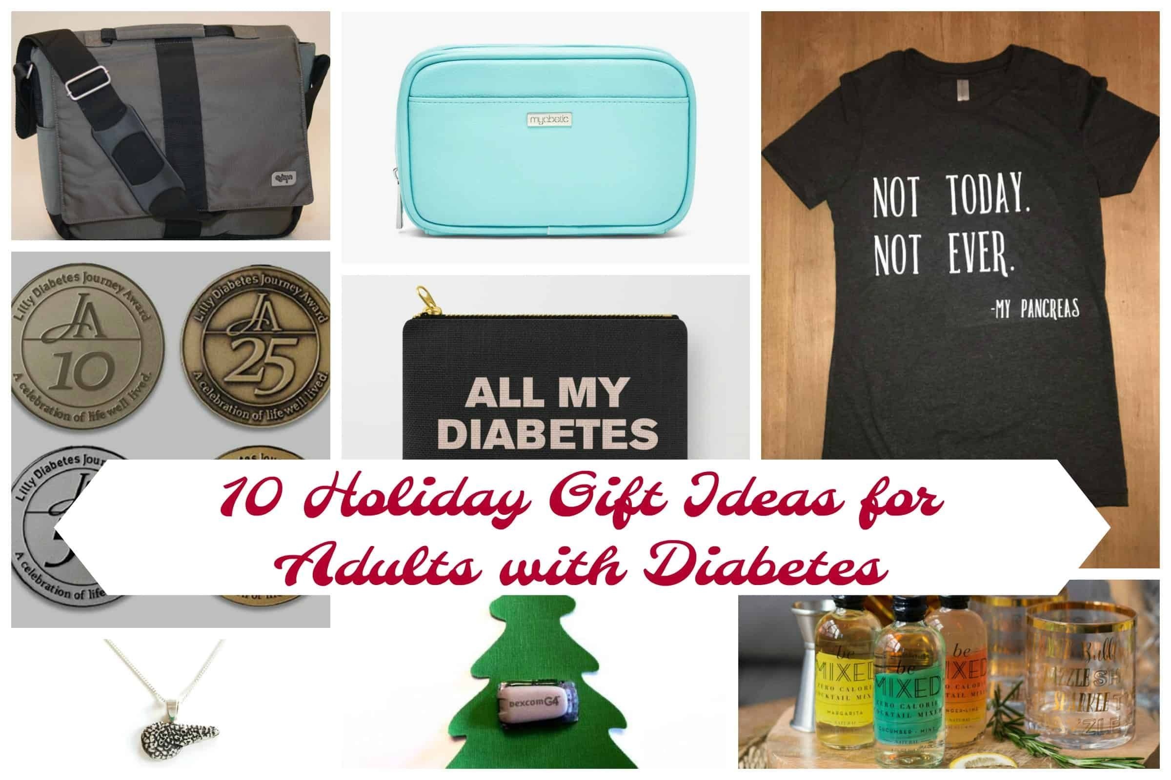 10 Holiday Gift Ideas For Adults With Diabetes Christmas