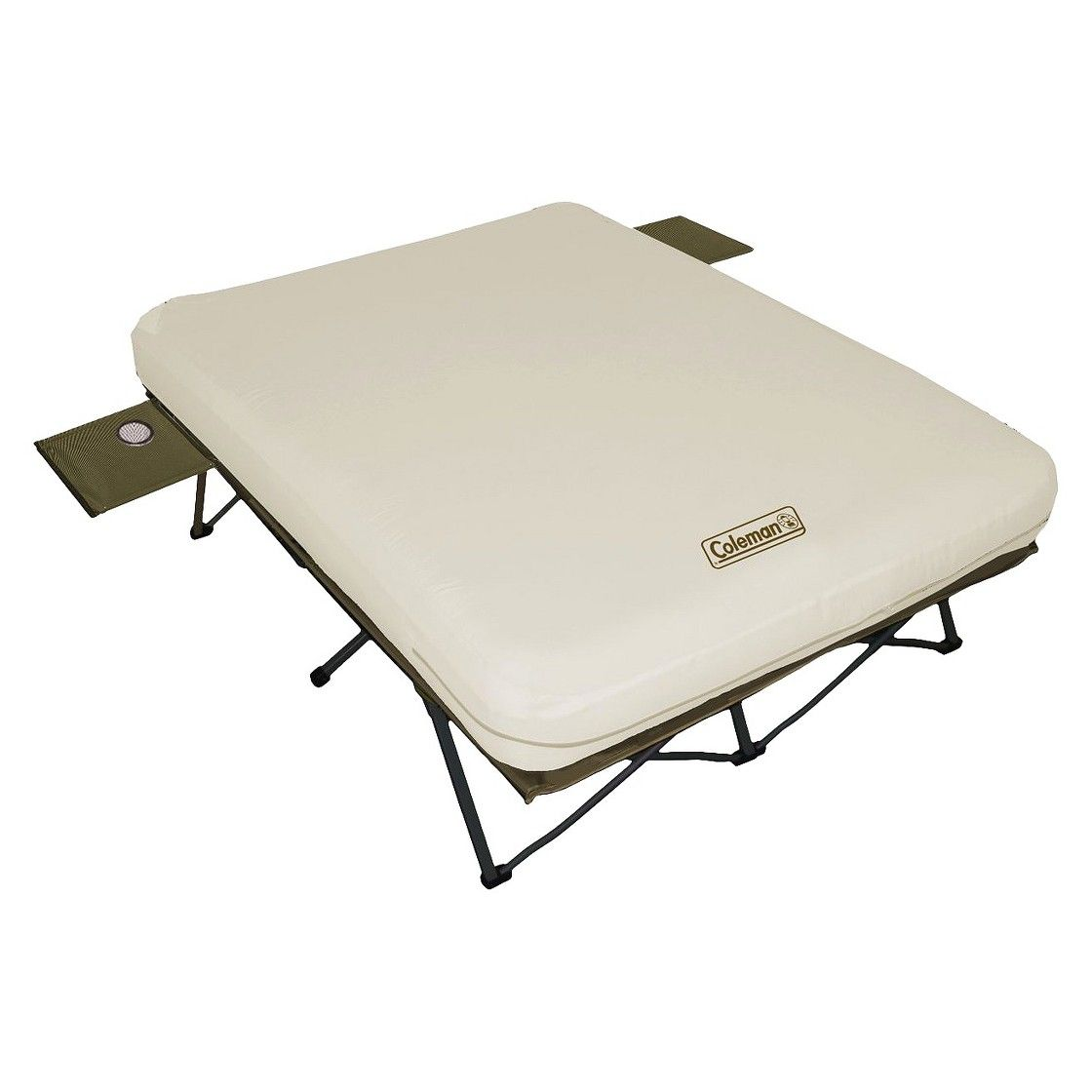 - Coleman� Airbed And Cot Combo - Queen Campingbett, Camping