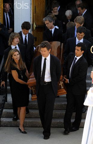 Eunice Kennedy Shriver Funeral | Eunice Kennedy Shriver funeral - 42-23132716 - Rights Managed - Stock ...