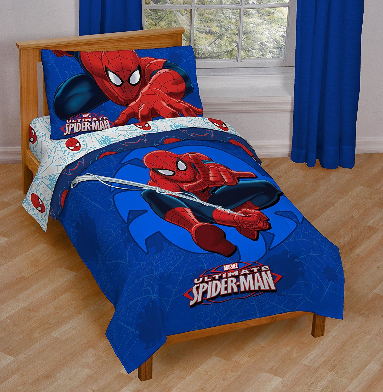 Marvel Spider Man Bedding That All Kids Love To Have On Their