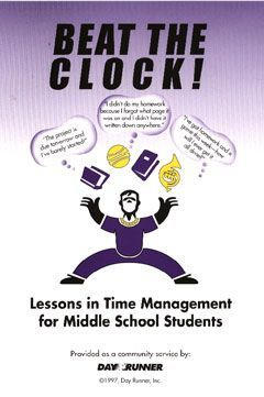 Time Management Lesson Plans For The First Week Of School This