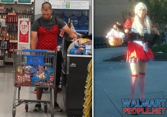 People of Walmart Part 37 - Pics 5
