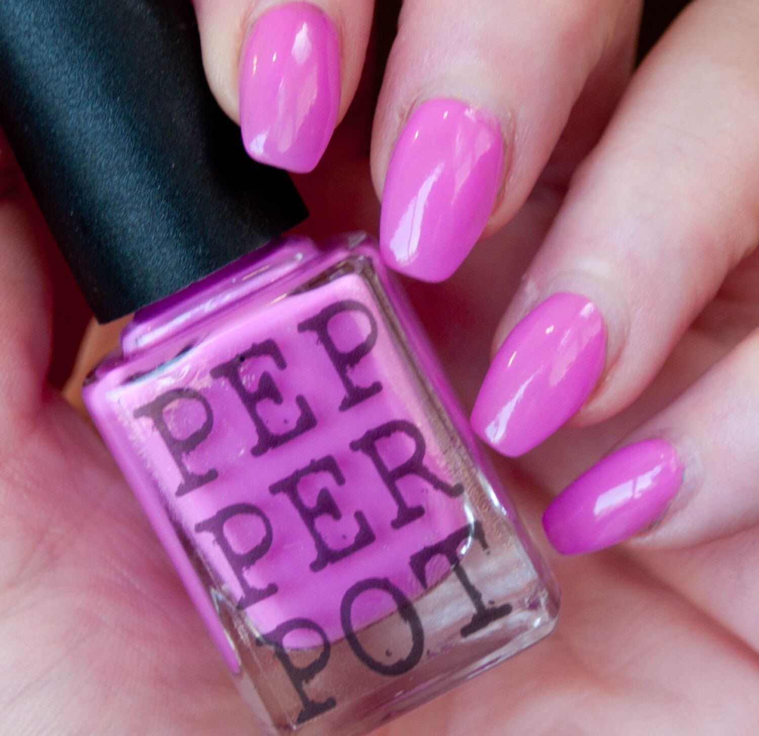 Pink Nail Polish T Cancer Fundraiser 5 Free Makeup Bath And Beauty Gift Under 10 For Her Pepper Pot