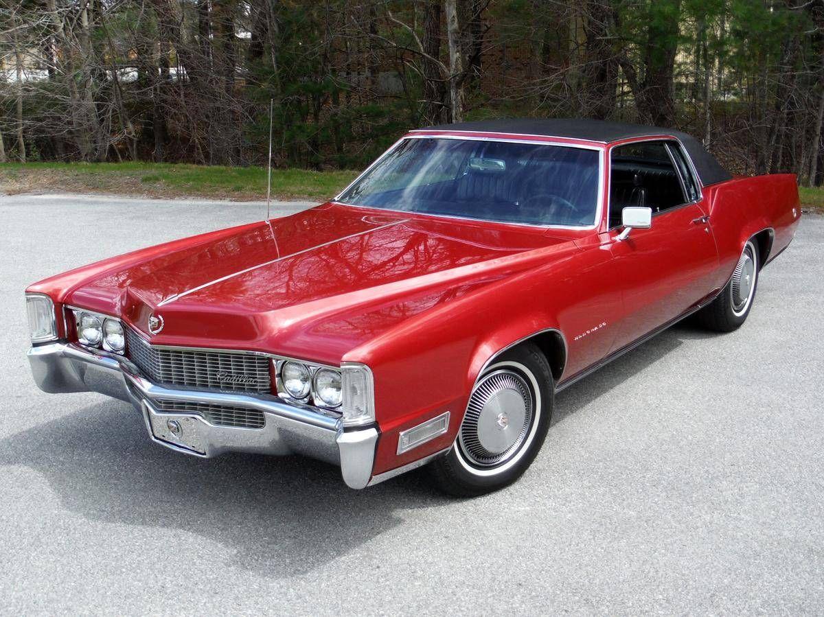 1969 eldorado for sale