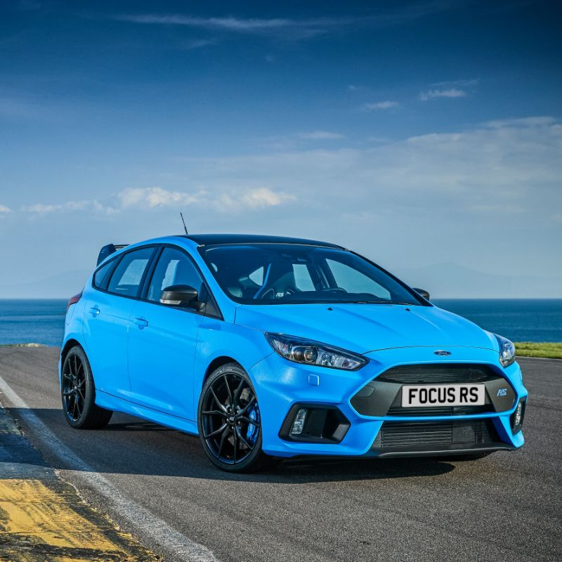 The Ford Focus Rs Is The Ultimate Fun Car For Petrol Heads Everywhere Ford Focus Ford Focus Rs New Ford Focus