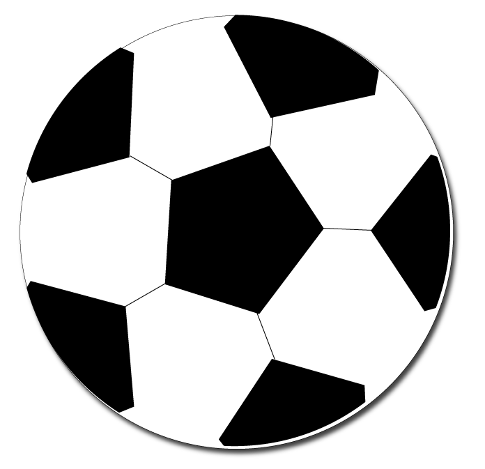 Soccer Ball Clipart To Use For Team Parties Sporting Events On Websites Soccer Ball Soccer Ball