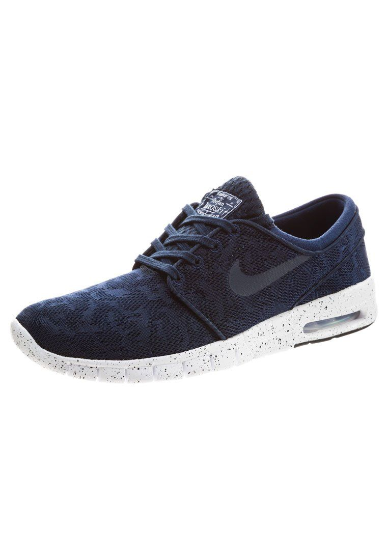 Nike SB STEFAN JANOSKI MAX Sneakers laag midnight navywhite