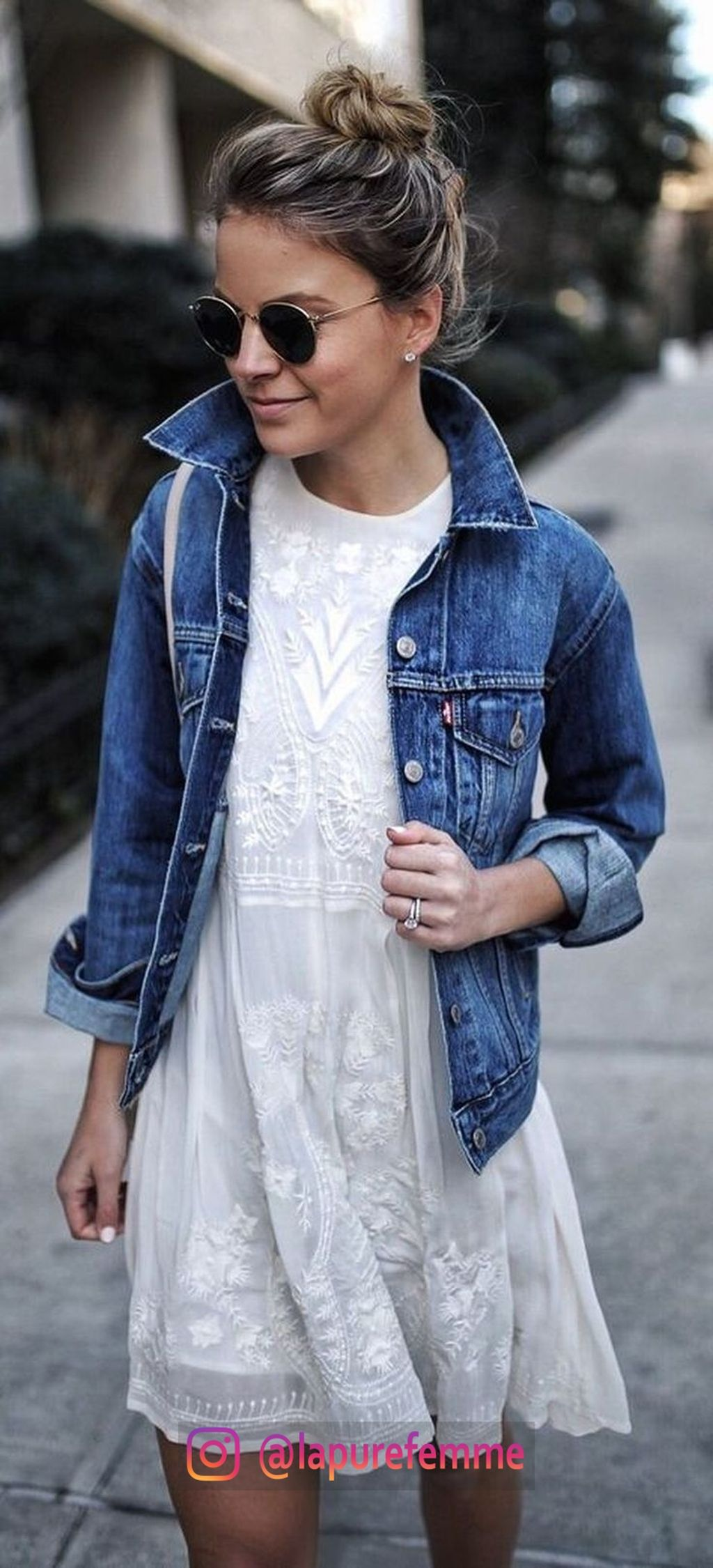a1d192d139 awesome 37 Perfect Spring Outfit Ideas https   addicfashion.com 2019