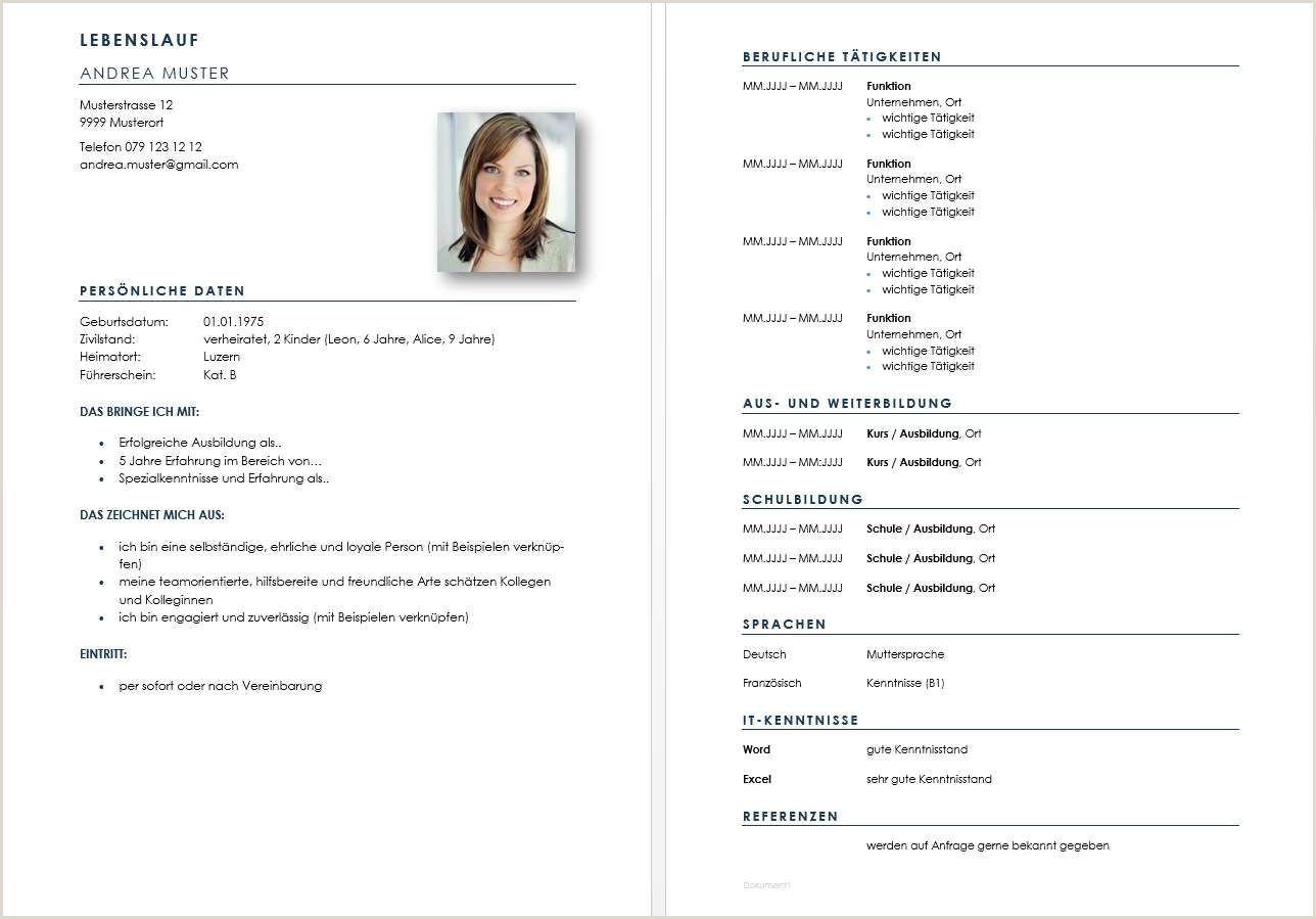 Lebenslauf Ausbildung Muster Word Kostenlos In 2020 Types Of Resumes Best Cv Formats Resume