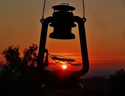Your Lamp Was Lit From Another Lamp,God Just Wants You To Be Grateful For