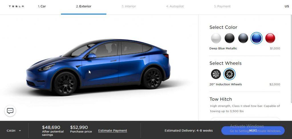 Tesla India Order Configurator To Go Online Around Jan 2021 Says Musk Tesla Tesla Roadster India
