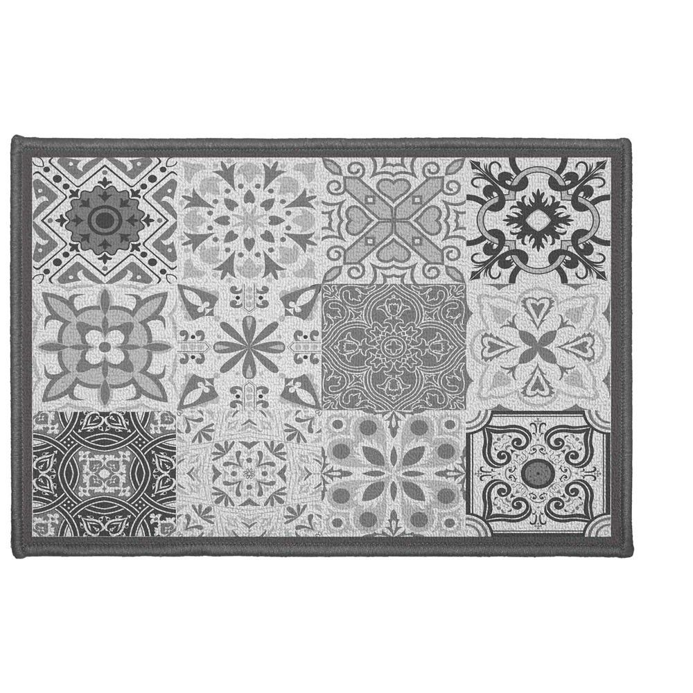 Tapis Tapis Deco Tapis Carreau De Ciment