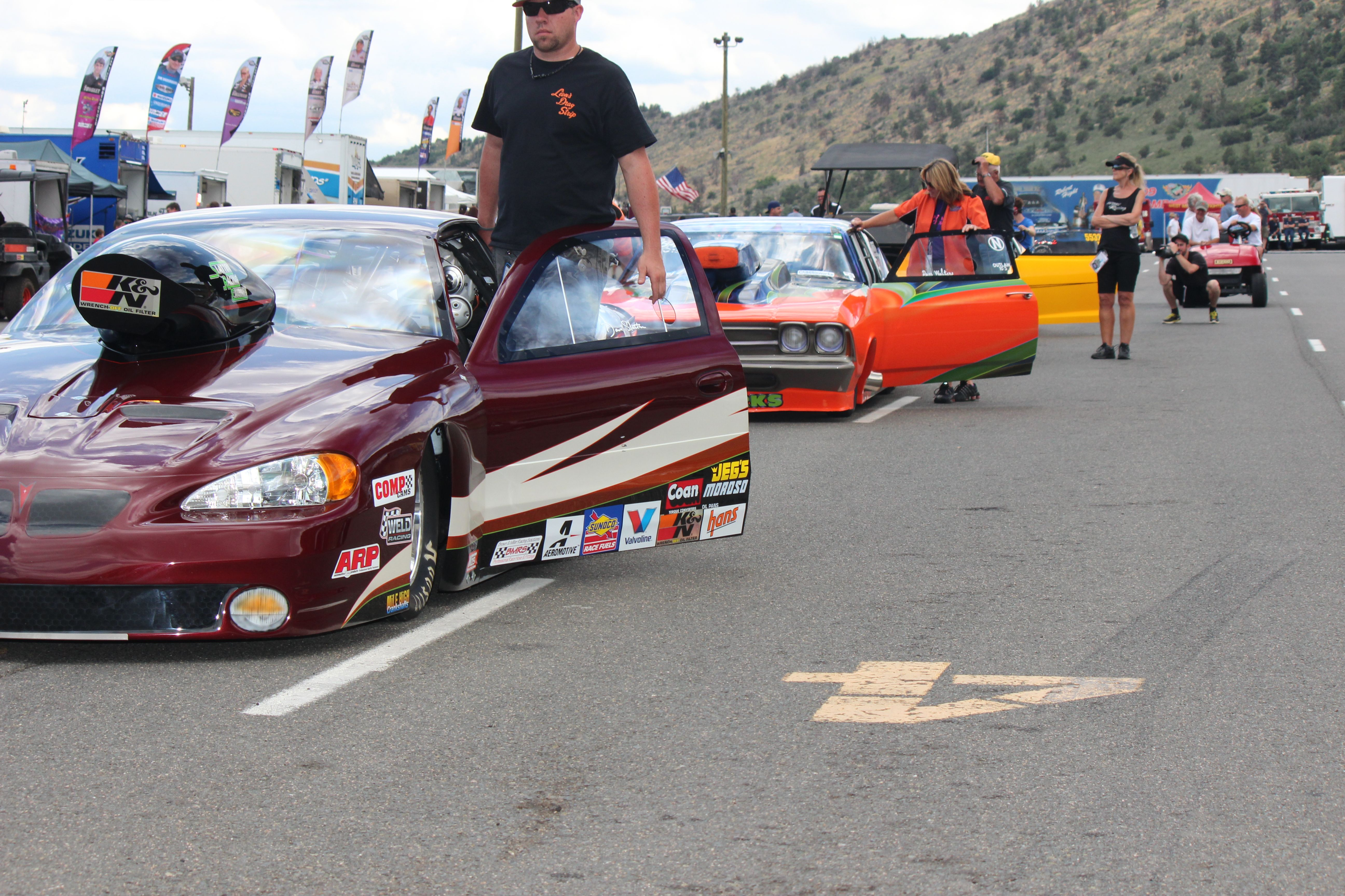 Door Slammers Drag Racing Pinterest