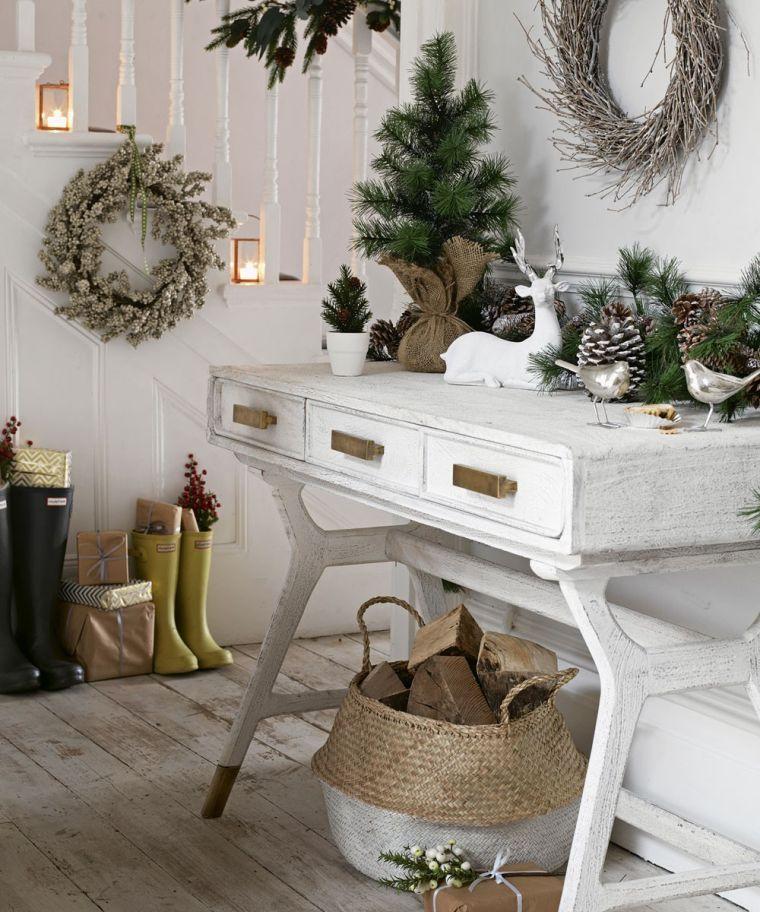 Idée De Déco Pour Noël Pour Inviter Lambiance De Fête Dans Vos