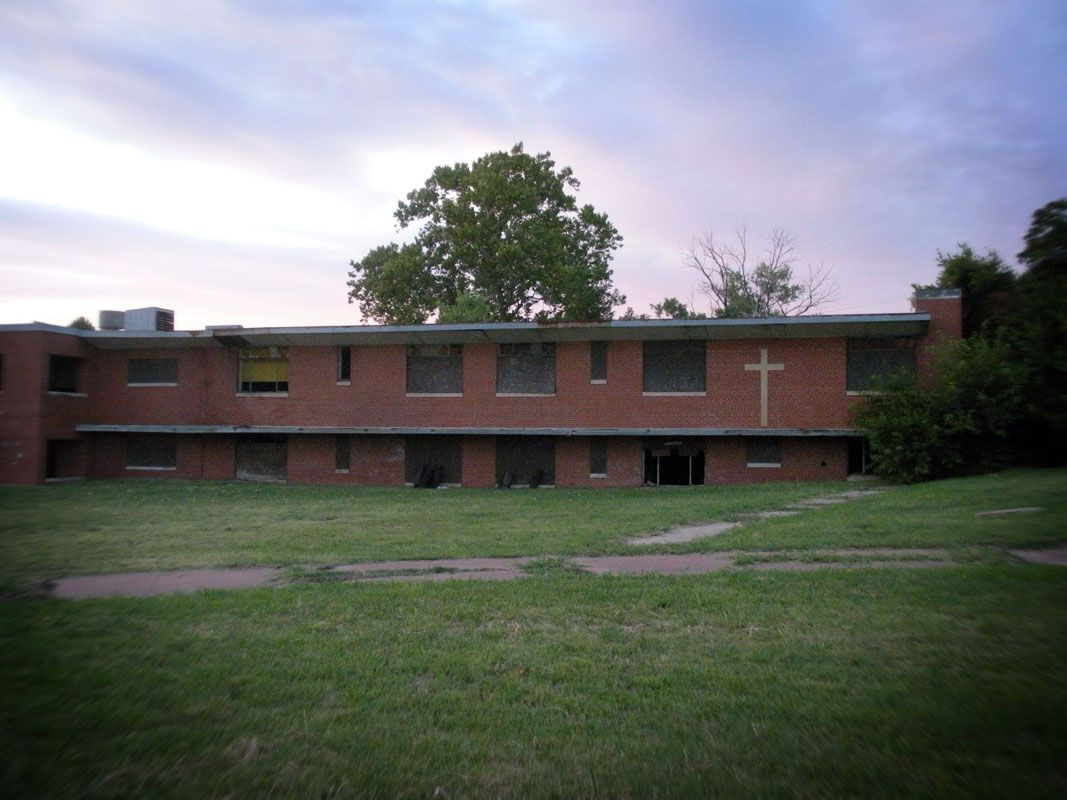 11 Most Terrifying Places To Visit In Oklahoma Scary Places Most Haunted Places Haunted Places