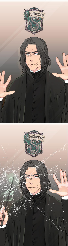 Snape In Iphone Hayamiyuutumblr