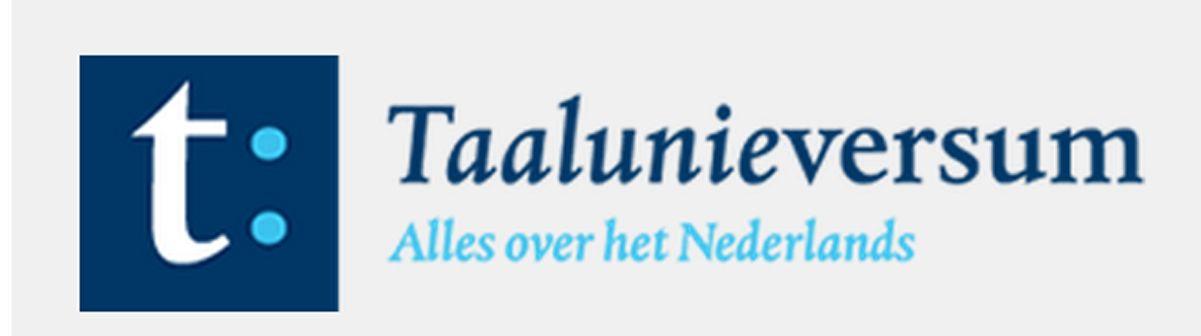 Taaluniversum. De Nederlandse Taalunie is een beleidsorganisatie waarin Nederland, Vlaanderen en Suriname samen beleid voeren op het gebied van het Nederlands.