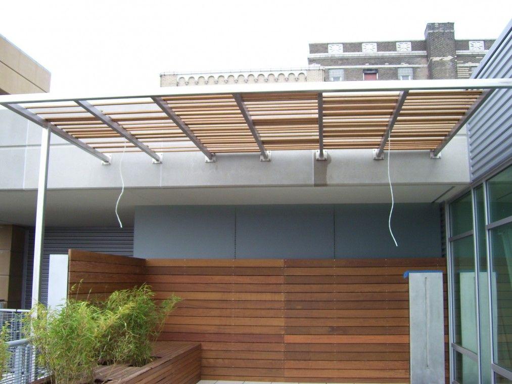 Exterior Amazing Custom Patio Door Canopy Natural Wood
