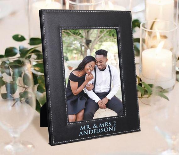 Personalized Picture Frames Bulk 5x7 Custom Wedding Frames Etsy Wedding Frames Wedding Picture Frames Personalized Picture Frames