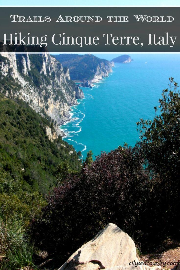 Trails Around the World - Hiking Cinque Terre