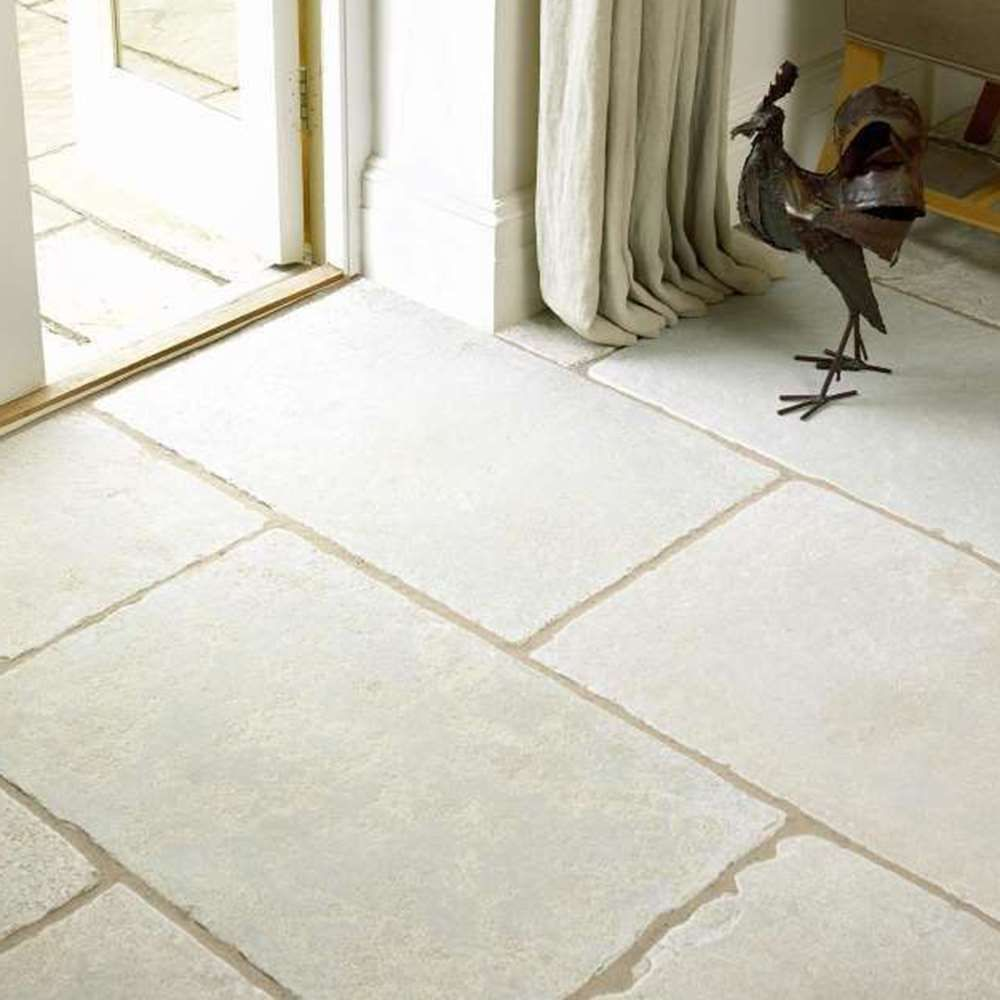 Minster antiqued limestone floor tiles image 2 marshalls tile minster antiqued limestone tiles from classical flagstones uk this is the perfect stone floor dailygadgetfo Image collections