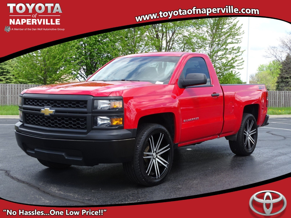 Pre Owned Truck Beautiful Pre Owned 2014 Chevrolet Silverado 1500