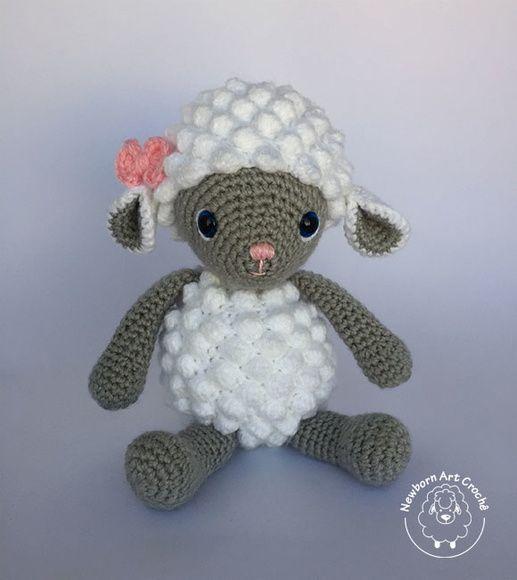 amigurumi-ovelha