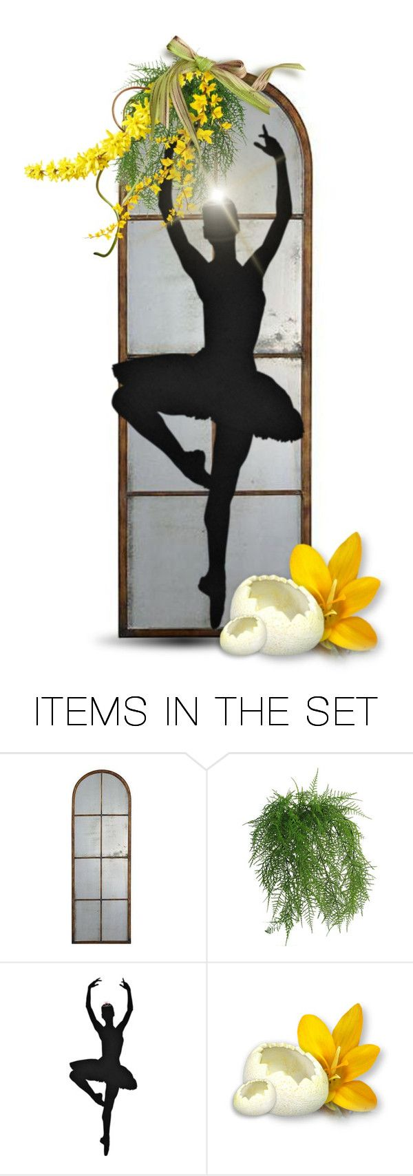"""""""Forsythia - 04.2017"""" by louvillia ❤ liked on Polyvore featuring art"""