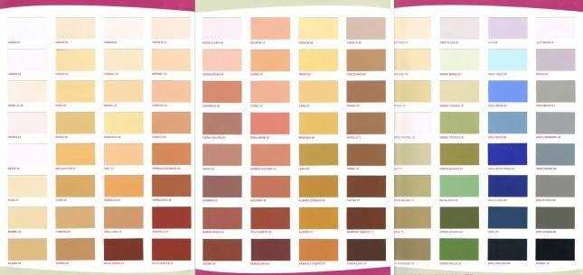 catalogo de colores de pinturas comex imagui ideas