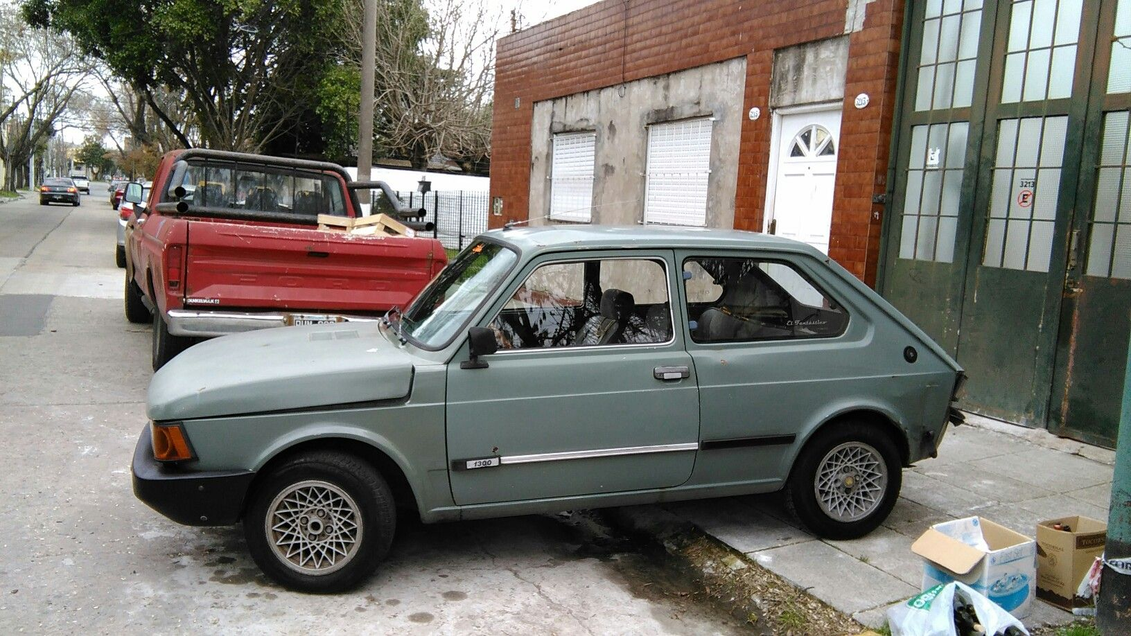 Fiat 147 Tr Llantas Iava Con Imagenes Llantas Autos