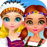 Style Doll Fashion - Costume Dress Up by Frozen Mania Inc