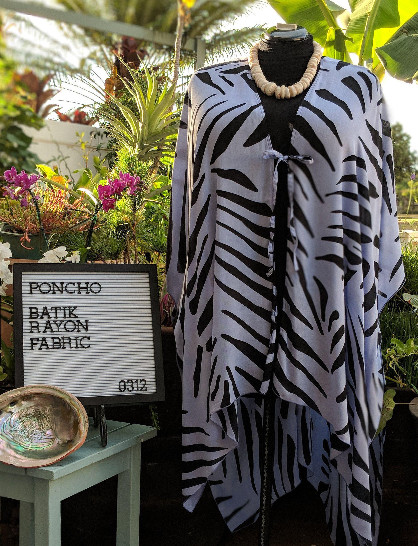 Caftan  Kaftan Swimsuit Cover Up The Decadent Mrs Roper Rayon Batik Hand Dyed Fabric Hawaiian Retro Beach Style One Size XXS-M