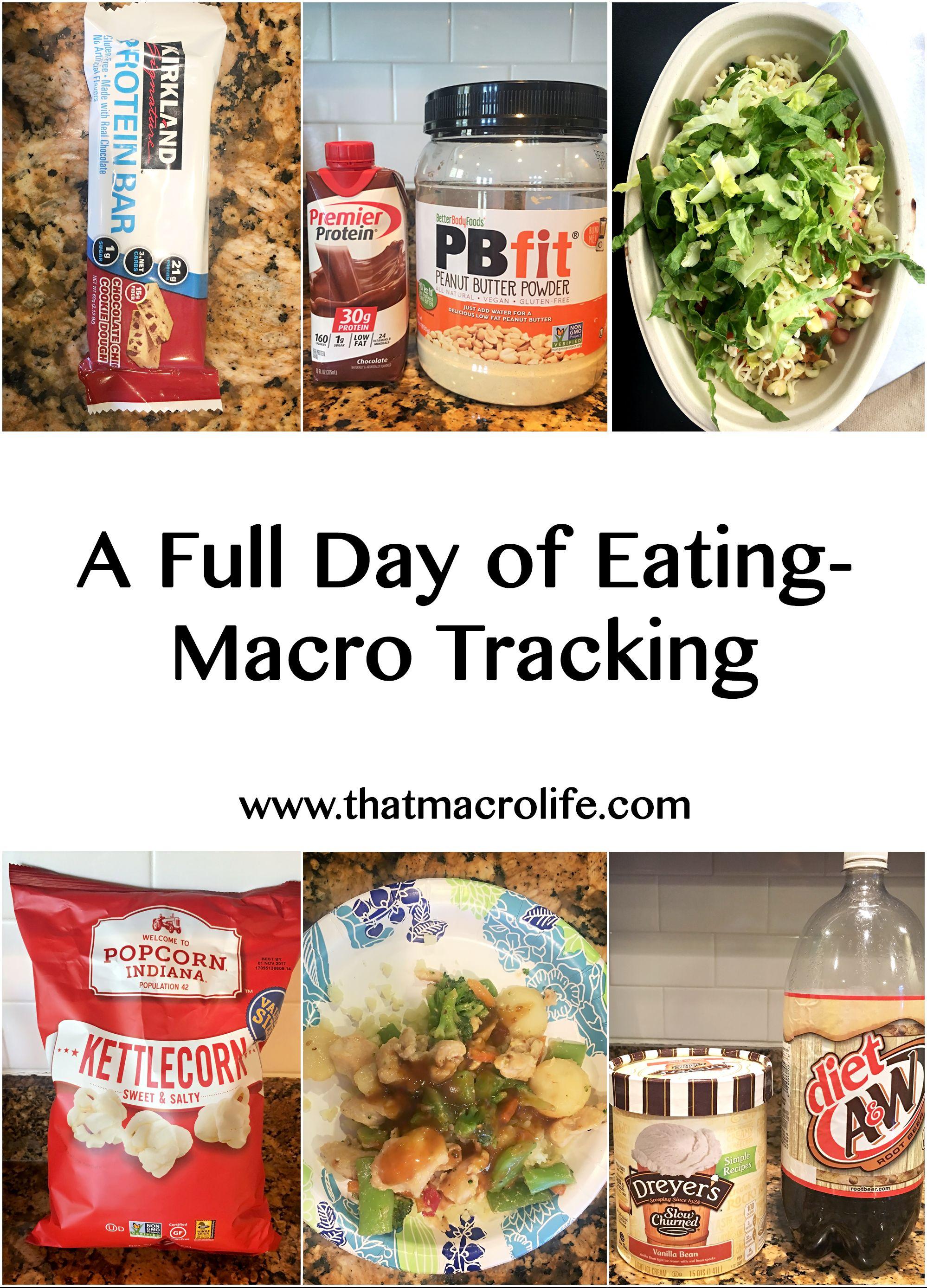 flexible diet plan macros