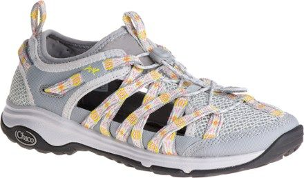 301db6aabf8a Chaco Women s OutCross Evo 1 Water Shoes Slate 7.5