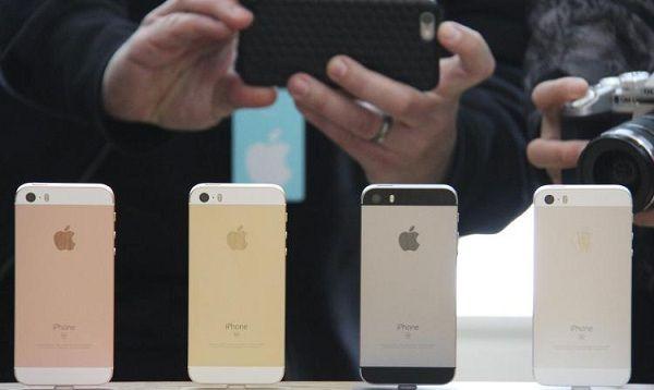 Empezará Apple a fabricar iPhone SE en India