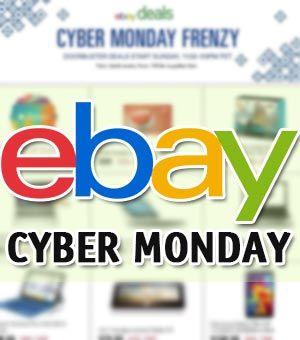 Ebay Cyber Monday 2020 Mejores Ofertas Lunes Cibernetico Folleto Ebay Ofertas Folletos