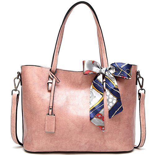 Bnwvc Women Top Handle Satchel Handbags Tote Purse Shoulder Bag New Deals Usa