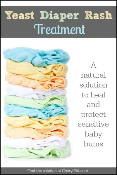Home Remedy For Diaper Rash Cloth Diapering Yeast Diaper