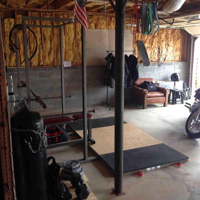 Strengthcommunity s photo on instagram garage gym garage gym