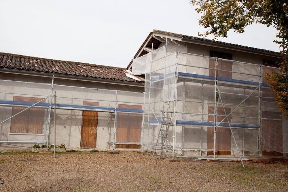 Lu0027imperméabilisant  le produit hydrofuge de façade Travaux d - Produit Nettoyage Mur Exterieur