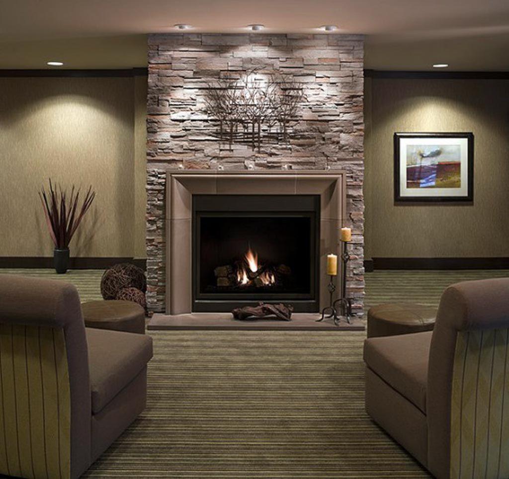furniture idea 5 fireplace surround and decorating ideas rh pinterest ie