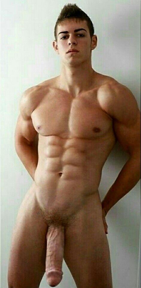 Pics naked hot guys Big Dicks