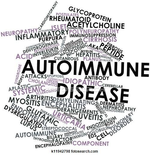 Autoimmune disease...inflammation and more...