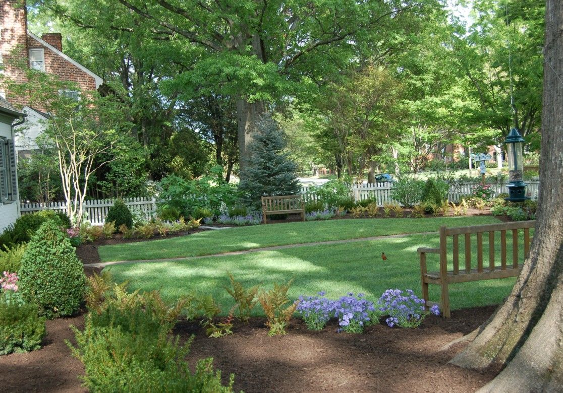 Front Yard Garden Design Before And After Photos Glorious