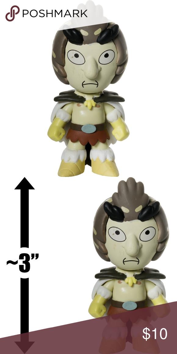 Funko Pop Mystery Mini-birdperson