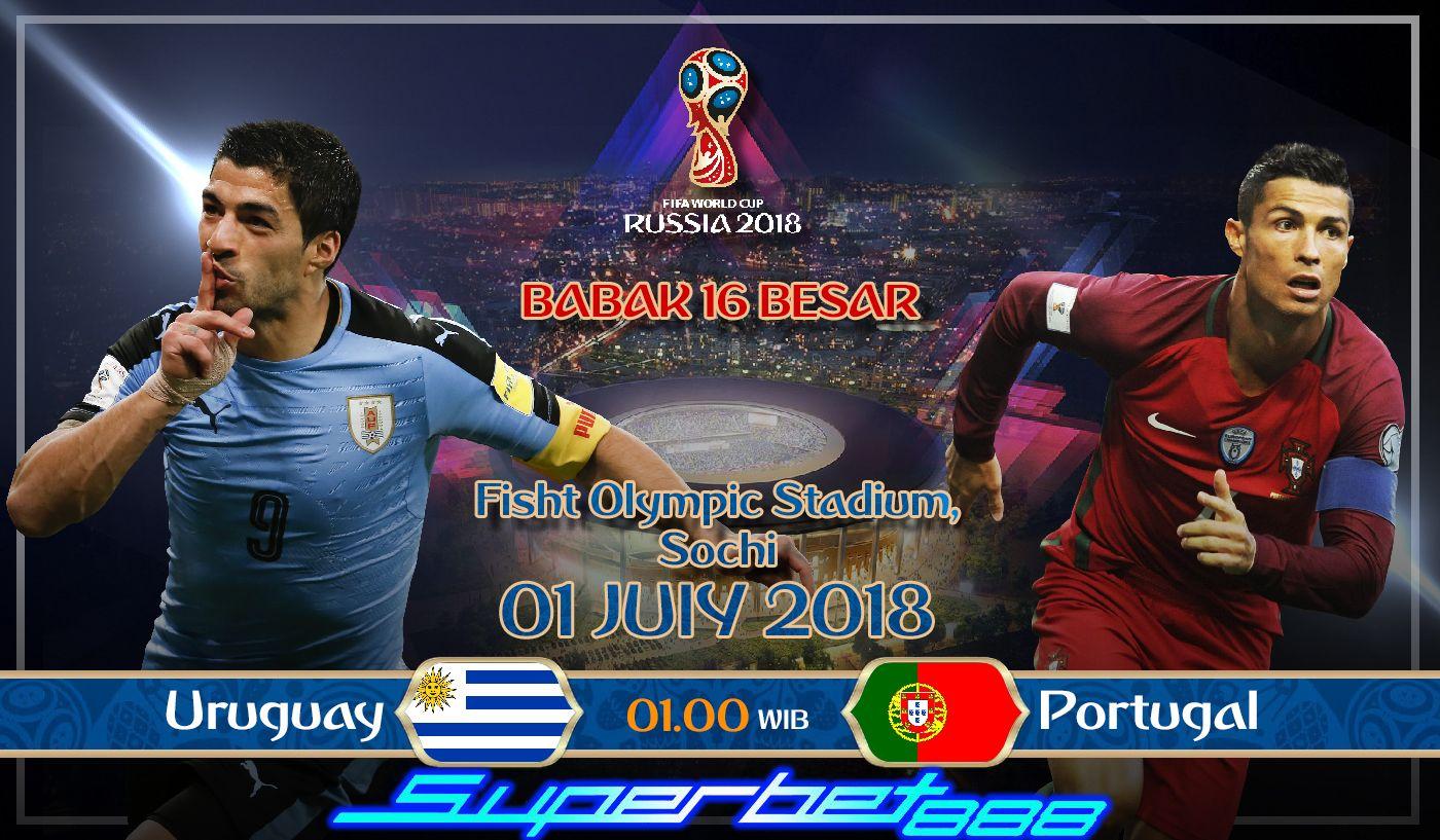 Piala Dunia 2018 Info & Prediksi Pertandingan Uruguay